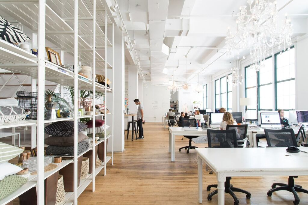 meet the startup that designed offices for some of nyc s coolest